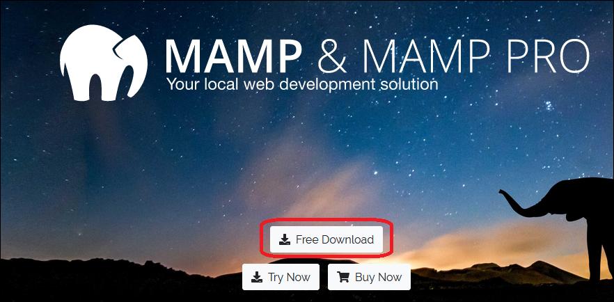 MAMPダウンロードサイト