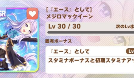 【ウマ娘】サポートカード:メジロマックイーン
